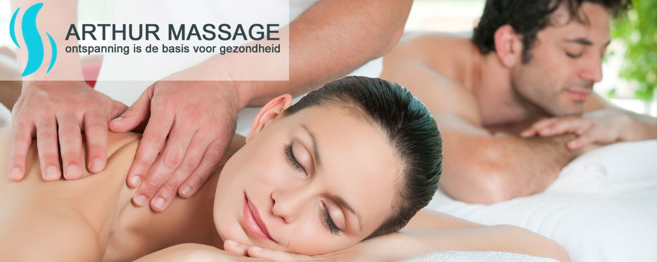 Arthur massage header homepage
